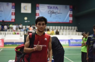 Indian teen sensation Lakshya Sen eyes to break in top-30 of BWF rankings