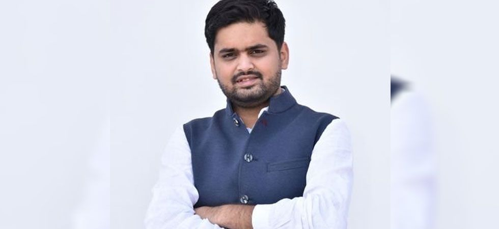 Neeraj Kundan appointed as NSUI president (Image Credit: Twitter)