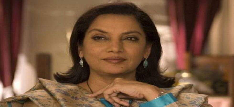 Shabana Azmi diagnosed with swine flu (file photo)