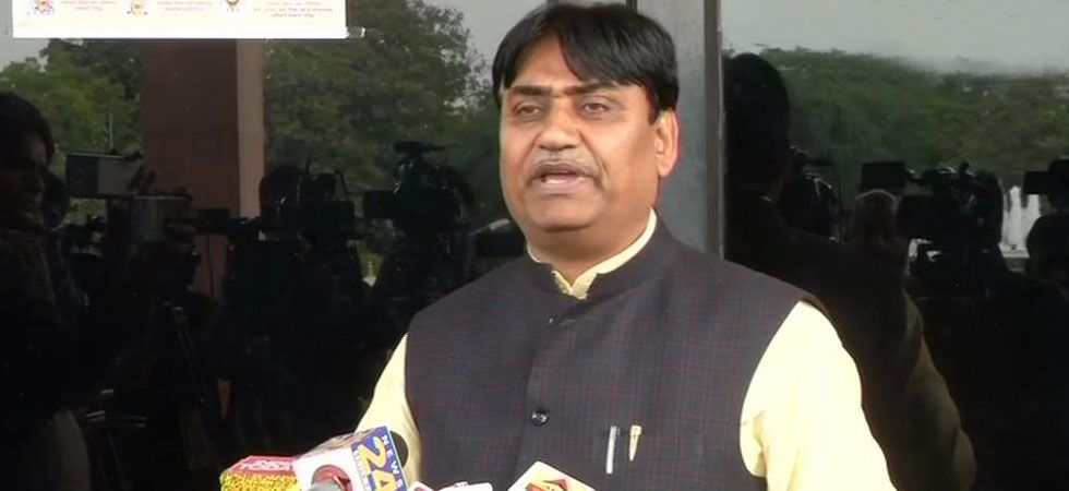 Education minister Govind Singh Dotasara said that it was not appropriate to dedicate one day for giving honour to parents. (Image Credit: ANI)