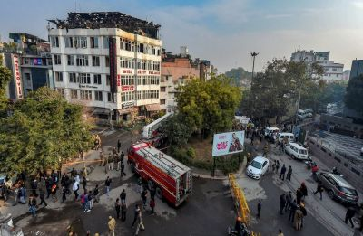 Delhi Police launches investigation in Karol Bagh hotel fire tragedy that killed 17