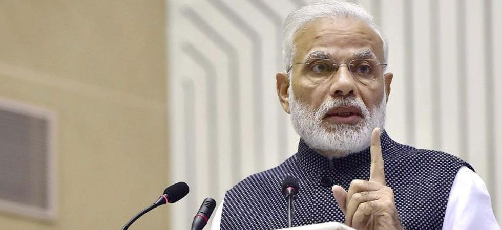 The entire nation stands shoulder to shoulder with the families of the brave martyrs, tweeted PM Modi. (File Photo: PTI)