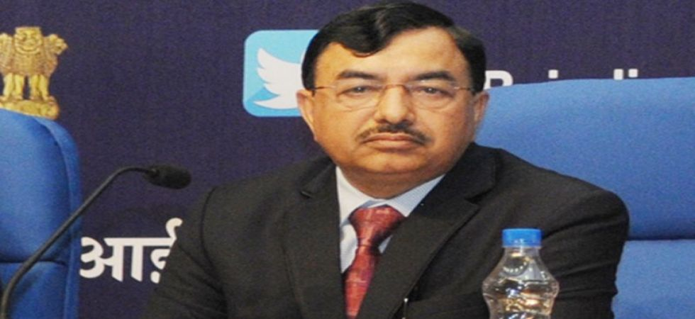 CBDT chief Sushil Chandra appointed Election Commissioner (File Photo)
