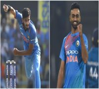 Toss up between Jaydev Unadkat and Khaleel Ahmed for the series against Australia