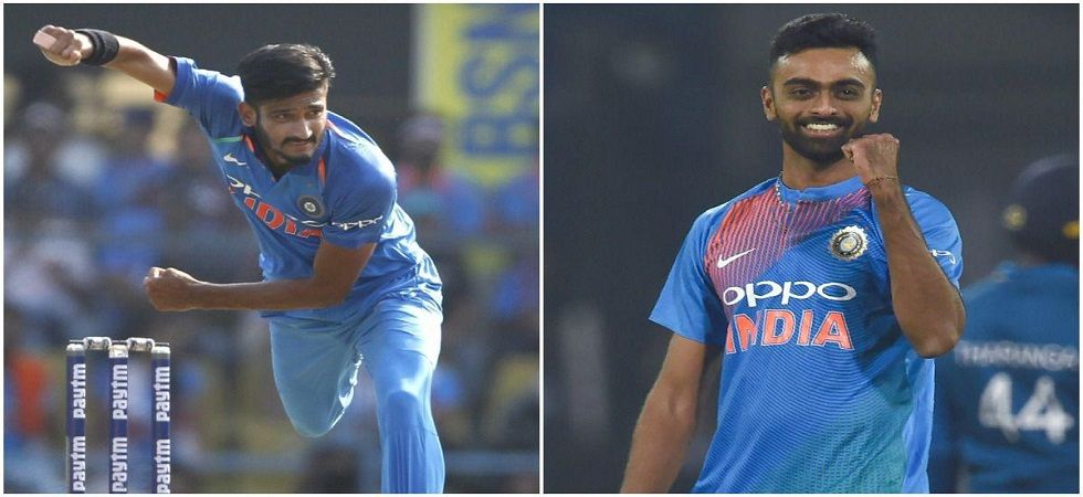 BCCI has a choice between Unadkat and Khaleel for the upcoming series. (Image Credit: The Field)