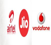 Airtel vs Vodafone vs Reliance Jio: Best prepaid plan under Rs 200