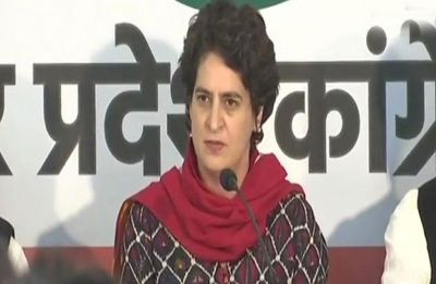 We stand shoulder to shoulder with families of brave soldiers: Priyanka on Pulwama attack