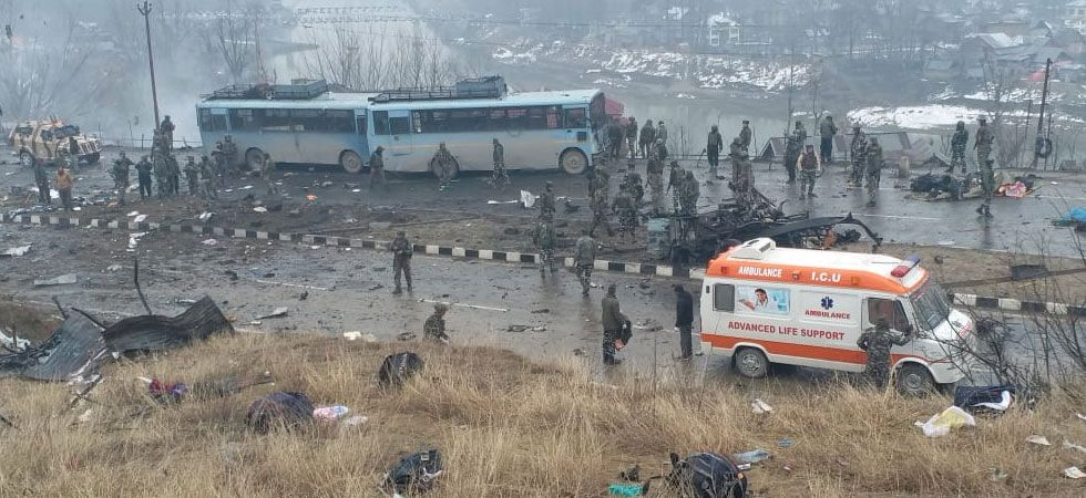 Pulwama attack: From Rahul to Mamata and Mufti to Omar, politicians condemn cowardly act