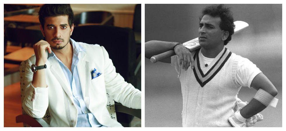 Tahir Raj Bhasin to play Sunil Gavaskar (Photo: Twitter)