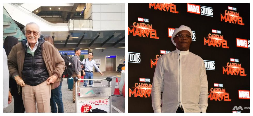 Stan Lee will be missed: Samuel L Jackson (Photo: Twitter)