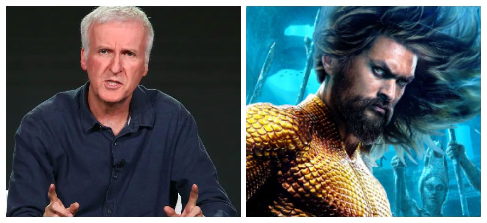 Avatar's director James Cameron takes a dig at Aquaman (Photo: Twitter)