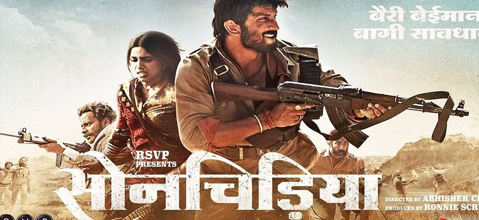 Localities of Chambal gathered on the sets of Sonchiriya after this scene (Twitter)