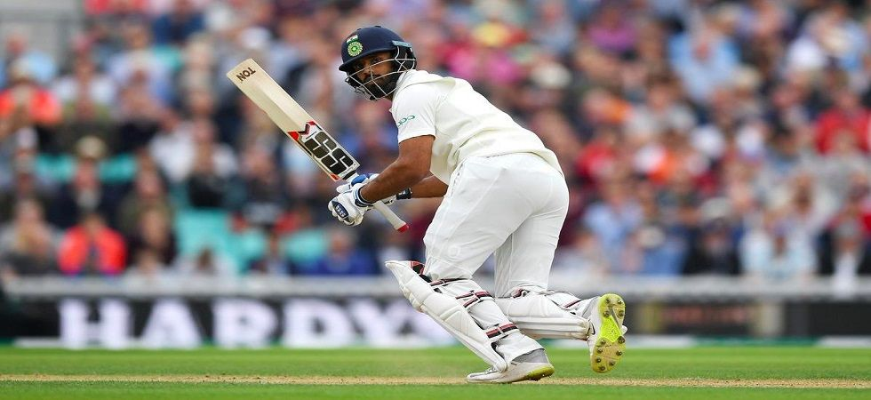 Hanuma Vihari became the first player to score three centuries in the Irani Trophy. (Image credit: Twitter)