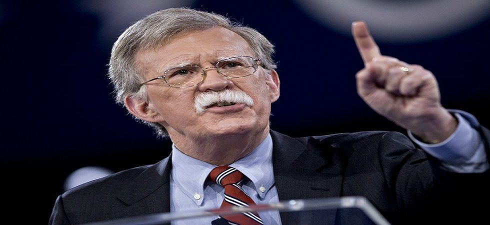 US national security advisor John Bolton offered all assistance to India to bring the perpetrators and backers of the attack promptly to justice. (File photo)
