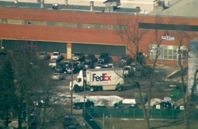US mass shooting: 5 killed, 5 cops wounded as gunman opens fire on Chicago manufacturing unit
