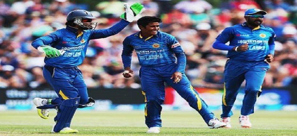 'Just doing my job', says 'superman' Perera after epic Sri Lanka win (file photo)