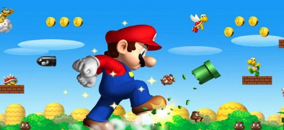 Rare copy of Super Mario Bros. sold for over $100,000 (file photo)