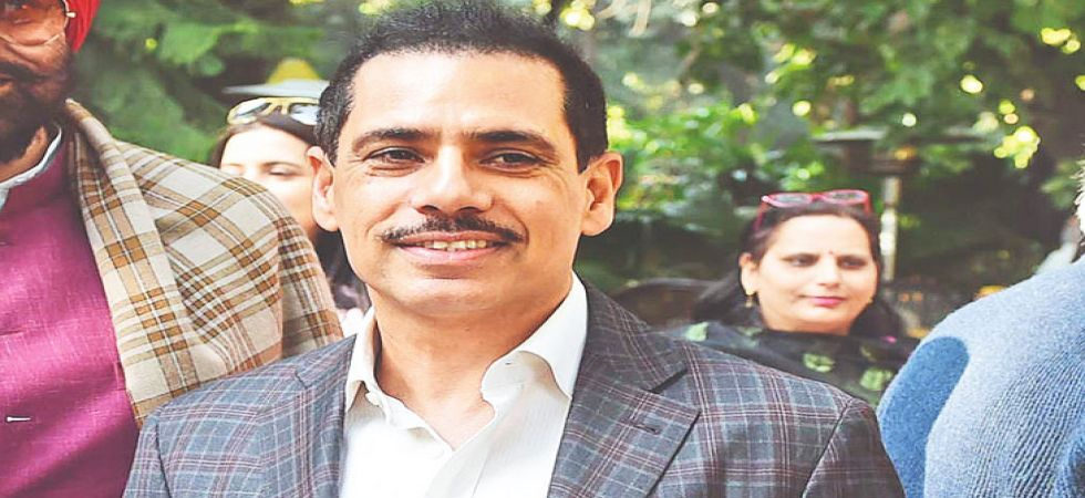 On February 12, too, hours before the Enforcement Directorate's grilling in connection with the Bikaner land scam, Vadra slammed the 'this vindictive government' for 'harassing' his mother. (File photo)
