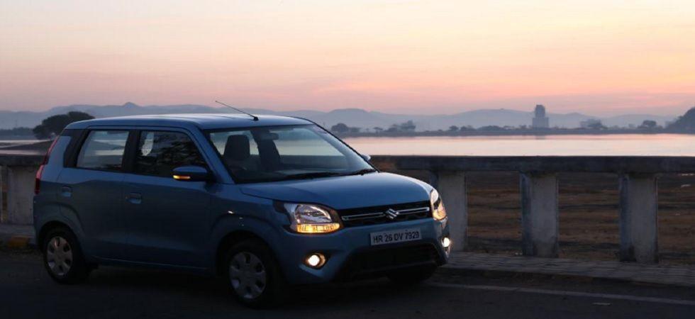 Maruti Suzuki Wagon R tops with 10,048 units sale in its segment in January 2019 (Twitter)