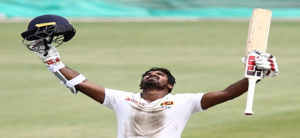 Kusal Perera's brilliant 153 gave Sri Lanka their second one-wicket win in Tests against South Africa. (Image credit: Sri Lanka Cricket Twitter)
