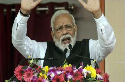 PM Modi lays foundation stone for Patna Metro Rail, dedicates projects worth Rs 33,000 crore