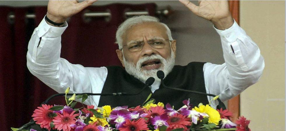 Modi inaugurates Patna Metro Rail project, dedicates projects worth Rs 33,000 crore (Photo Source: PTI)