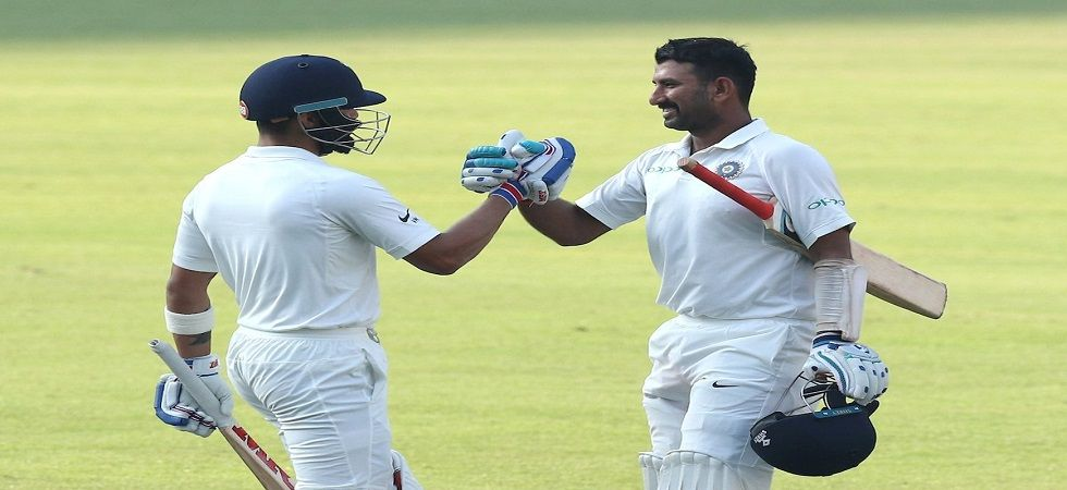 Virat Kohli remains at the top of ICC rankings (Image credit: BCCI Twitter)