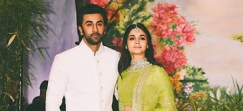 Alia Bhatt and Ranbir Kapoor./ Image: Instagram