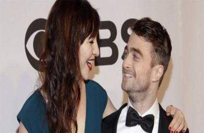 Daniel Radcliffe recalls his first meeting with girlfriend Erin Darke
