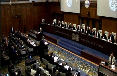Kulbhushan Jadhav case: Pakistan to present argument in ICJ today