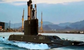 Iran launches Fateh, locally-made 'cruise missile capable' submarine