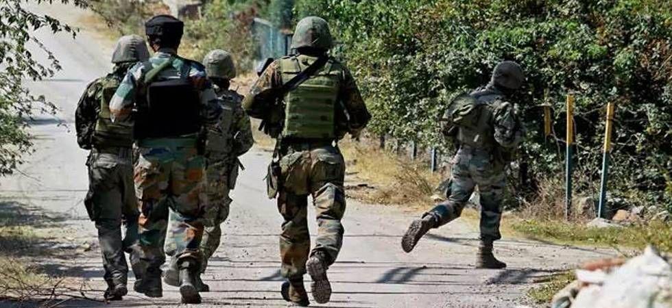 J&K: Encounter breaks out between terrorists and security forces in Pulwama's Pinglan area, fierce gun battle underway