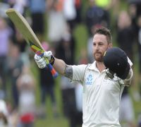 On This Day – Brendon McCullum becomes first New Zealand player in triple century club