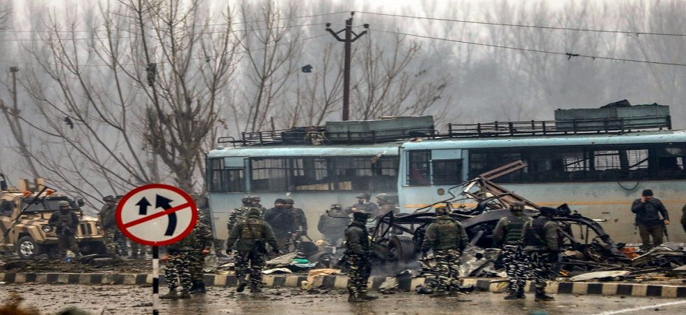 40 CPRF bravehearts were returning to their posts after their vacations on February 14. (PTI/file)
