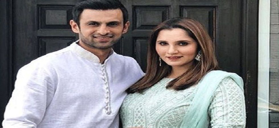 Sania Mirza married Shoaib Malik in 2010 and was blessed with a baby boy in 2018. (Image credit: Twitter)