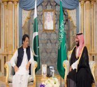 Amid Indo-Pak tensions, Saudi Arabia signs USD 20 billion agreement with Pakistan