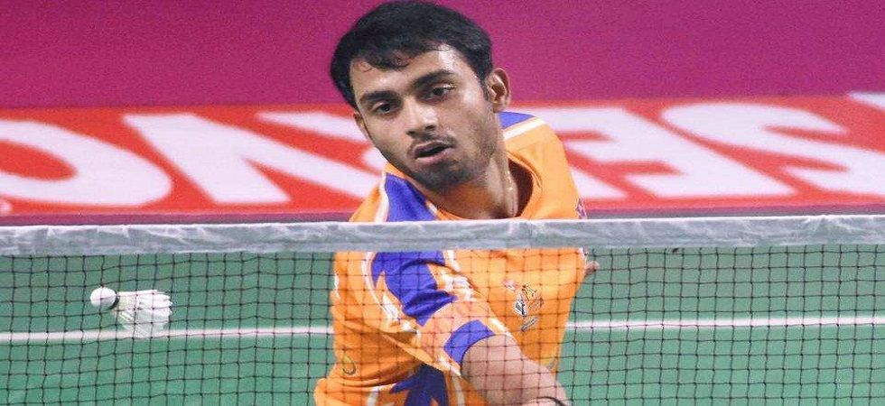 Sourabh Verma has appealed for more funds as he aims to turn his ranking around by playing international tournaments. (Image credit: Twitter)