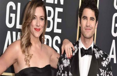 Darren Chris marries longtime girlfriend Mia Swier in New Orleans