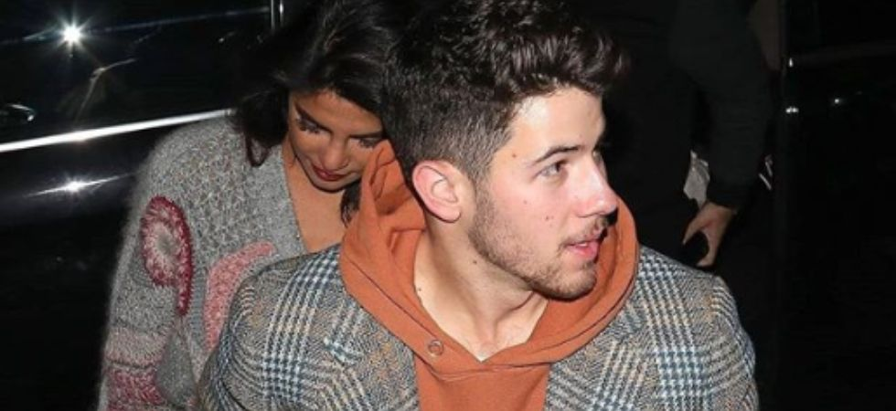 Priyanka and Nick were spotted in Los Angeles heading for a date night./ Image: Instagram