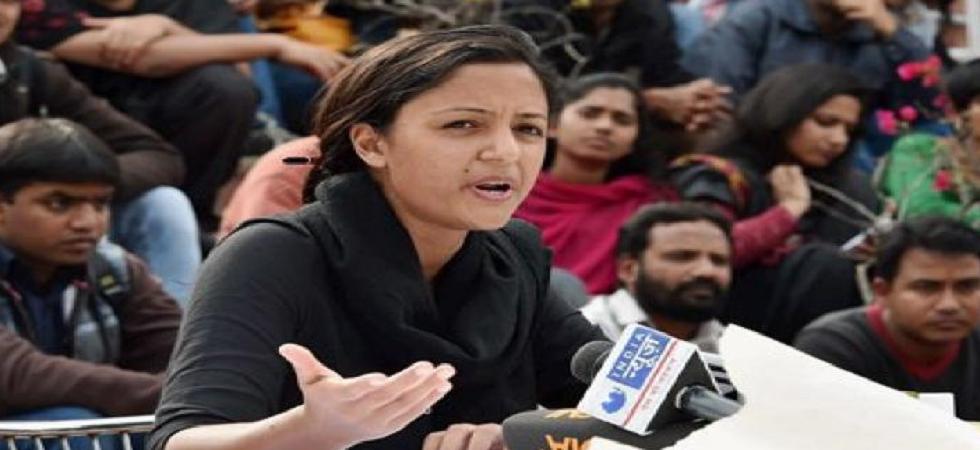 Uttarakhand Police registers case against Shehla Rashid for allegedly spreading misinformation on condition of Kashmiri students