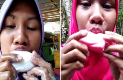 WATCH | Testing soap by tasting it: Indonesian woman's quirky DIY video goes viral