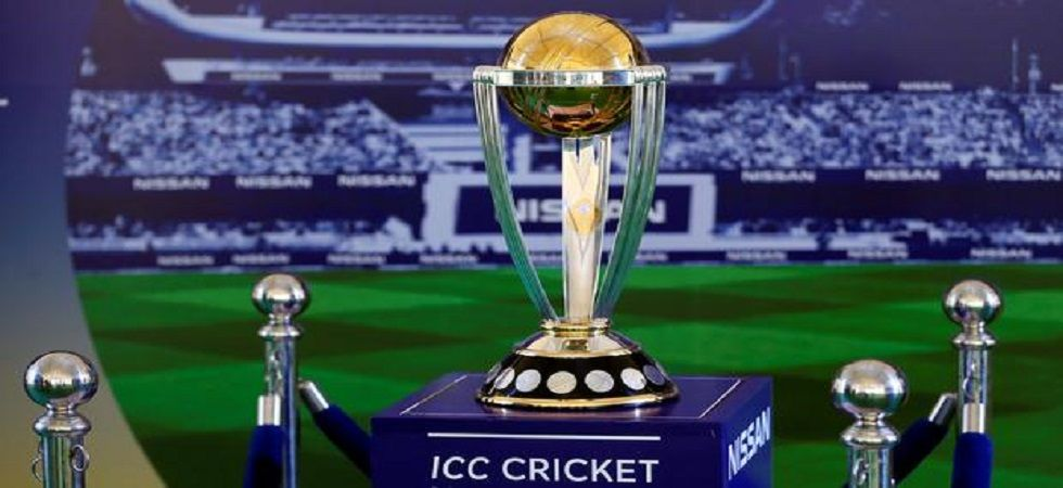 The ICC Cricket World Cup will begin on May 30 with England taking on South Africa at The Oval. (Image credit: Twitter)