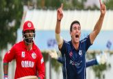 All out for 24, Scotland win game against Oman in just 3.2 overs