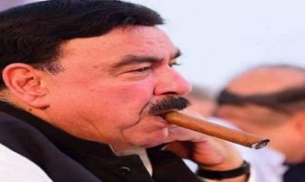'Eyes will be gouged out': Pakistan Railway Minister Sheikh Rashid Ahmad threatens India