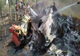 1 IAF pilot of Surya Kiran Aerobatic team dead in Yelahanka crash during Aero India rehearsal