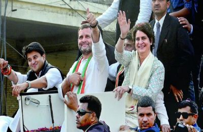 Congress appoints secretaries for UP East, West; to work with Priyanka Gandhi, Jyotiraditya Scindia