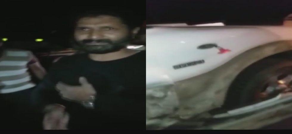 Karnataka MLA CT Ravi's car hits another in Tumkur district
