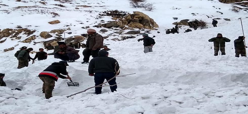 Five ITBP jawans feared dead due to avalanche near Shipkala in Himachal Pradesh's Kinnaur district (Representative image)