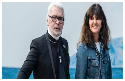 Chanel announces Karl Lagerfeld's trusted collaborator, Virginie Viard as his successor