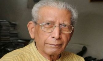Famed Hindi author Namwar Singh dies at 92